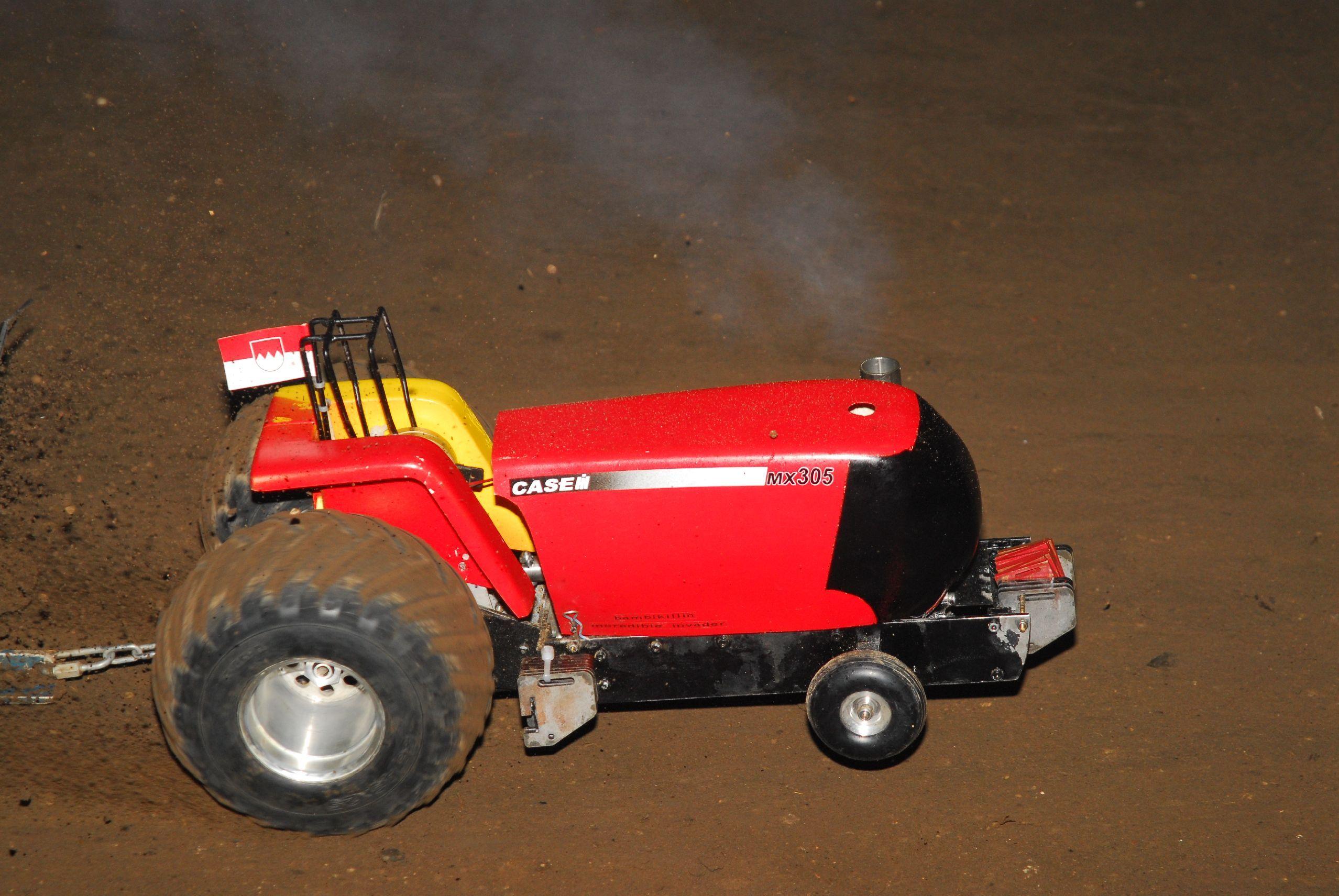 koberg traktor kompressor